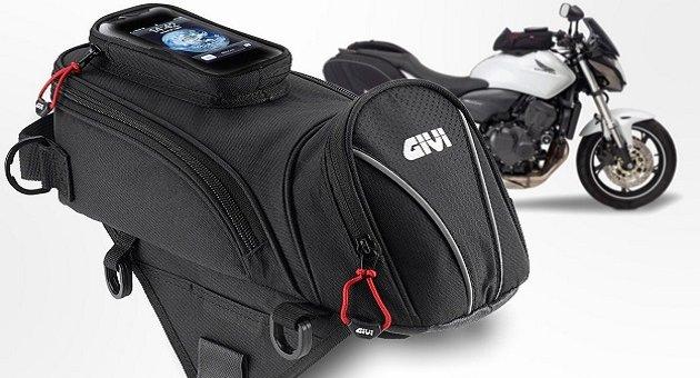 GIVI özel motosiklet çantaları