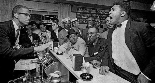 Malcolm olmasaydı, Ali dünyanın kralı olamazdı