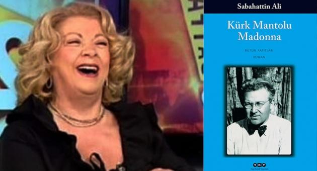 Prometheus Madonna'yı korusun!