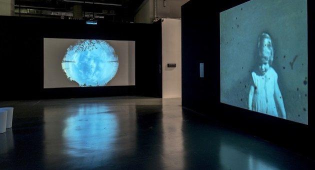 Sergi: Uluslararası Sanatçı Filmleri