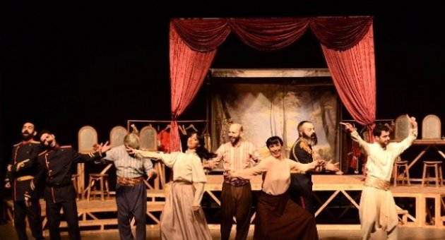 Tiyatro ilk olarak ne zaman ortaya çıktı?