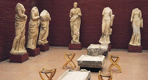 Müze ve ören yerlerine ilgi azaldı