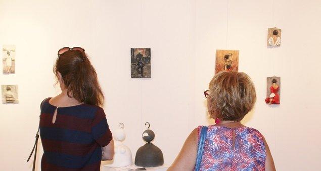 Nu Seramik Atölyesi Sanatçıları Sabancı Kültür Merkezi`nde