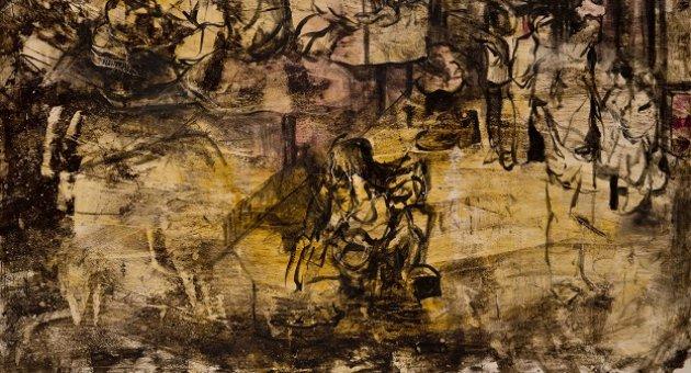 Pemra Aksoy'un 'muHaFaZa' sergisi Galeri ARK'ta