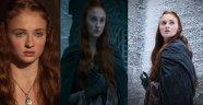 Leydilikten Starklığa geçiş denemesi Sansa Stark