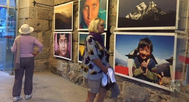 Tarık Gök'ten yeni fotoğraf sergisi: Gök'ten Öteki Kareler