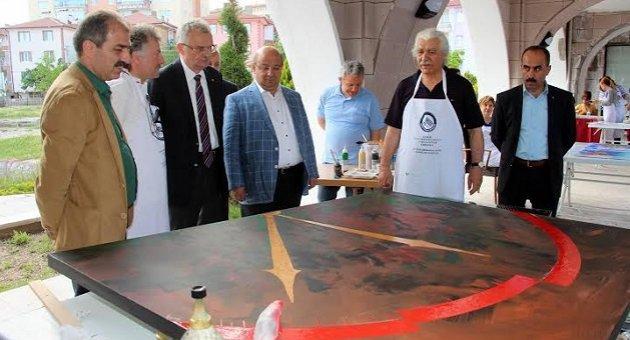 Türk ve İranlı sanatçılardan Ankara'da ortak sergi