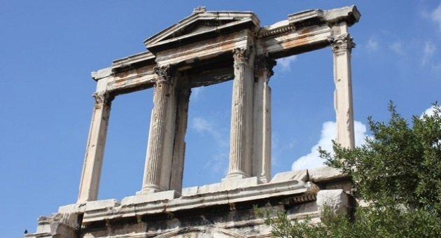Üç kapının hikayesi: Hadrian Kapısı