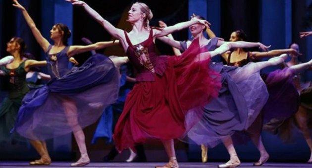 """Yevgeni Onyegin"" opera sahnesinde"