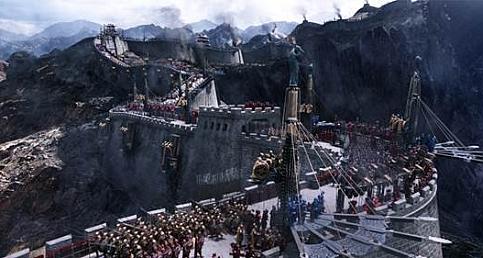Çin Seddi filminden yeni fragman yayınlandı