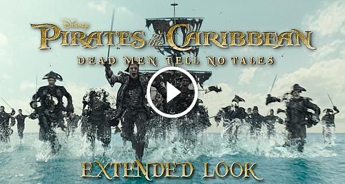 Karayip Korsanları Salazar'ın İntikamı'ndan yeni fragman
