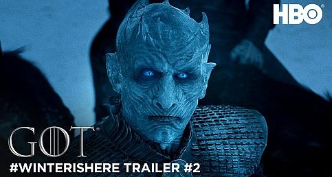 Game of Thrones 7. sezondan yeni fragman yayınlandı