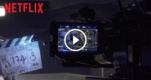 Black Mirror dördüncü sezon kamera arkası görüntüleri yayınlandı