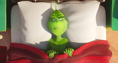 Animasyon filmi Grinç'ten ilk fragman yayınlandı