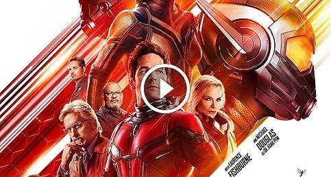 """""""Ant-Man ve Wasp"""" filminden yeni fragman yayınlandı"""