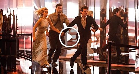 Mission: Impossible Yansımalar filminden fragman yayınlandı