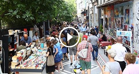 Kadıköy Sahaf Günleri devam ediyor