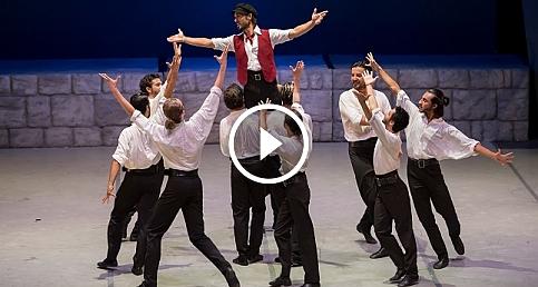 16. Uluslararası Bodrum Bale Festivali programı