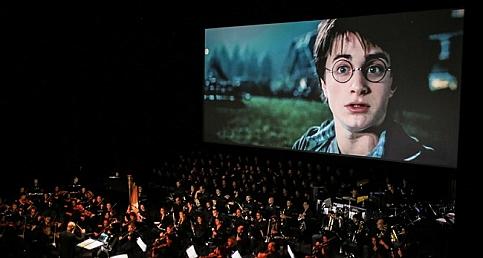 Harry Potter ve Azkaban Tutsağı konseri izleyenleri büyüledi