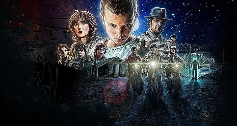 Stranger Things dizisinin 3. sezonundan ilk tanıtım yayınlandı