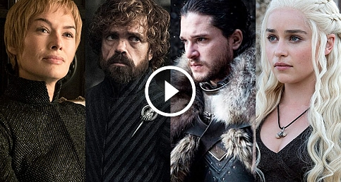 Game of Thrones'un 8. sezon tarihi belli oldu