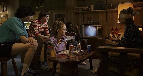 Stranger Things 3. sezon resmi fragmanı yayınlandı