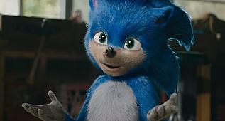Kirpi Sonic Boyama