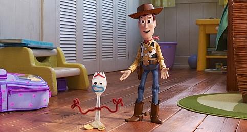 Toy Story 4'ten Türkçe dublajlı yeni fragman
