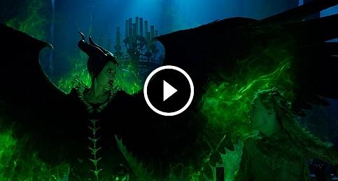 Malefiz: Kötülüğü Gücü filminden Angelina Jolie' özel videosu