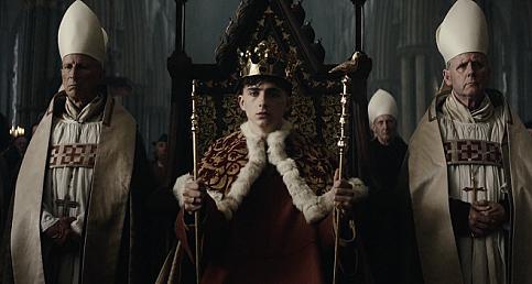 The King'in resmi fragmanı paylaşıldı