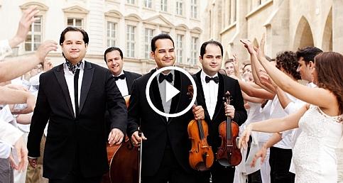 Janoska Ensemble, Cemal Reşit Rey'de konser  verecek