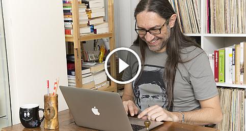 Murat Meriç yeni kitabı Hayat Dudaklarda Mey'i anlattı