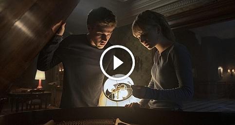 Locke and Key dizisinden özel video paylaşıldı