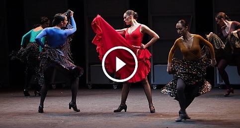 Aşk ve tutkunun dansı: Carmen