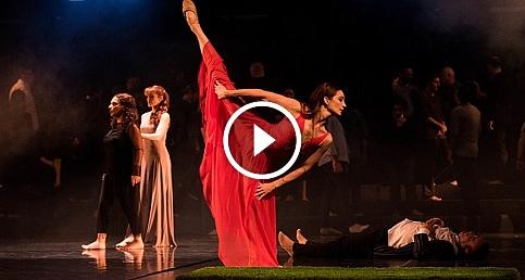 Bir başyapıtın dansla buluşması: Yunus Emre