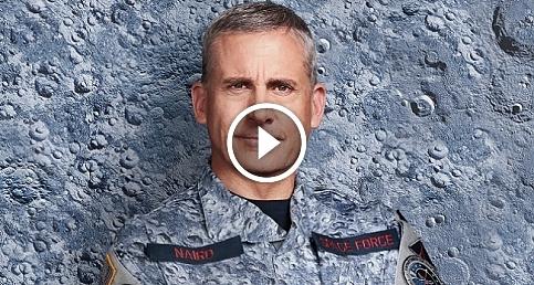 Space Force dizisinin resmi fragmanı paylaşıldı