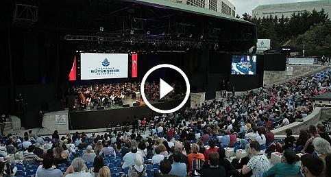Cemal Reşit Rey Senfoni Orkestrası'ndan İspanyol Akşamı
