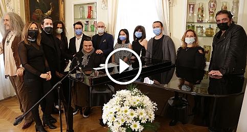 Barış Manço anısına online konser