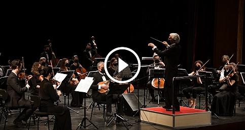 Pandemi Orkestrası Süreyya Operası'nda üçüncü kez sahne aldı