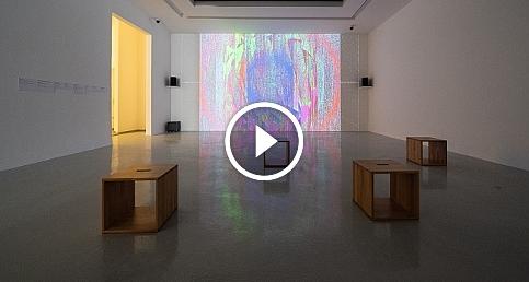 Akbank Sanat'ta Distopya Ses Sanatı İstanbul 2021 sergisi