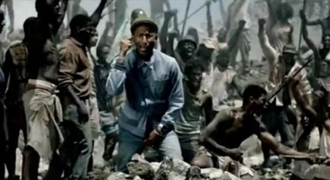 Pharrell Williams'dan yeni klip: Özgürlük