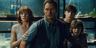 Jurassic World filminin fragmanı